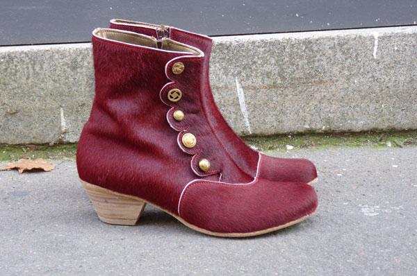chaussures Julie Pillet